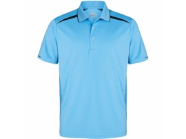 DRAKES PRIDE MENS ZONE POLO SHIRT - NAUTICAL / FR NAVY