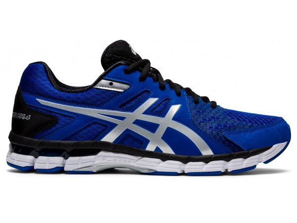 ASICS GEL-RINK SCORCHER 4 (2E) MENS BOWLS SHOES TUNA BLUE/PURE SILVER  - AVAILABLE NOW