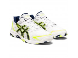 ASICS GEL-SHEPPARTON 2 MENS LAWN BOWLS SHOES WHITE/PEACOAT