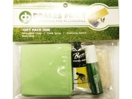 DRAKES PRIDE LAWN BOWLS GIFT PACK 1
