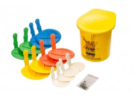 REBOUND DISC NAIL FIX SET OF 12