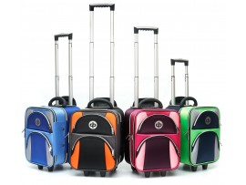"DRAKES PRIDE ""REGAL"" LOCKER TROLLEY LAWN BOWLS BAG - TEMPORARILY OUT OF STOCK"