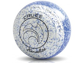 HENSELITE CRUZE SLICE COLOURED LAWN BOWLS