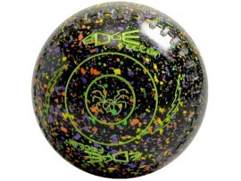 EDGE FACTOR BLACK SPECKLED ALL SORTS LAWN BOWLS