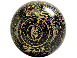 EDGE RAPTOR BLACK SPECKLED ALL SORTS LAWN BOWLS