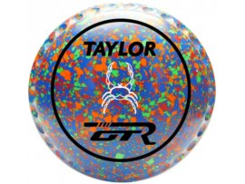 TAYLOR GTR COLOURED LAWN BOWLS