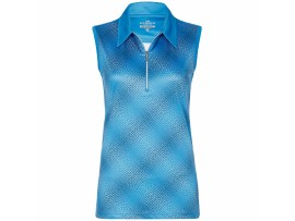 SPORTE LEISURE KATZ LADIES POLO – BLUEBERRY