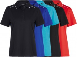 CLUB CUSTOMISED DASH WOMENS LAWN BOWLS POLO