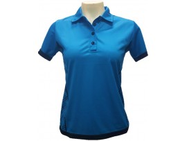 DRAKES PRIDE MADDY WOMENS SUBLIMATED LAWN BOWLS POLO