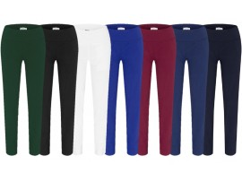 LADIES STRETCH LAWN BOWLS PANTS