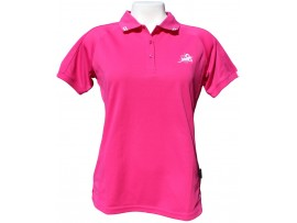 Kelsey Cottrell Ladies Pink Polo
