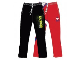 CUSTOM DESIGNED SUBLIMATED LAWN BOWLS PANTS - MENS & WOMENS