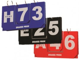SCOREBOARD NUMBERS - DOUBLE SIDED DELUXE