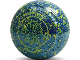HENSELITE DREAMLINE XG DUO COLOURED LAWN BOWLS