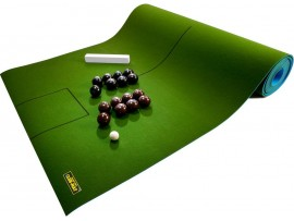 DRAKES PRIDE CLUB-MAT INDOOR BOWLS CARPET 30 X 6 STARTER KIT