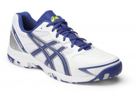 ASICS GEL-SHEPPARTON 2 MENS BOWLS SHOES WHITE/BLUE/SILVER