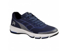 HENSELITE PRO SPORT 52 MENS LAWN BOWLS SHOES NAVY